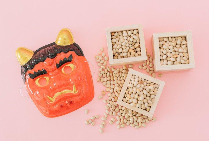 節分に食べる豆と恵方巻の紹介2019